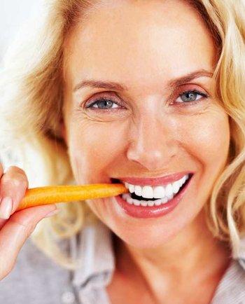 Menopavza: kako se prehranjevati pri petdesetih?