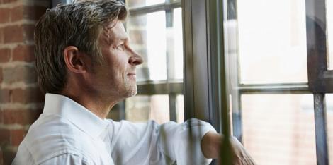 Štiri nasveti za boj proti izpadanju las pri moških