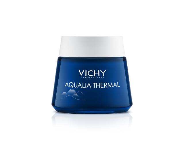 aqualia-thermal-nocna-spa-nega-nocni-tretma; kremni-gel; proti-utrujenosti; vichy
