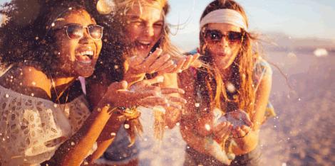 Bodite sijoči s temi 3 koraki za čudovito, v soncu okopano, kožo!