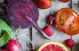 Food: 4 benficial habits for beauty
