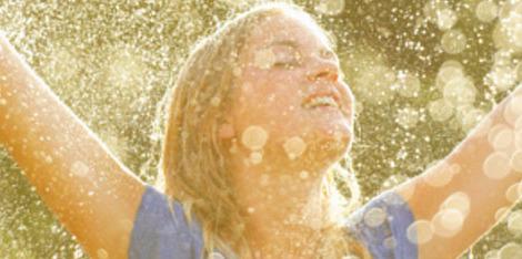 Okrepite in pomirite svojo kožo z mineralizirano termalno vodo