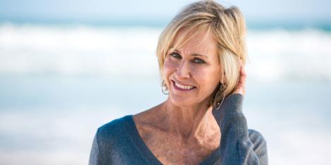 Različni simptomi staranja, ki se pojavijo na laseh