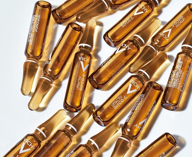 Liftactiv Glyco-C ampule za nočni piling