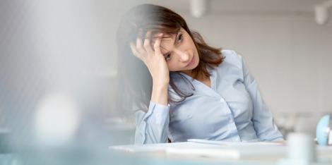 Ali vaša služba negativno vpliva na vaše lase?