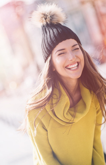 Kako pozimi zaščititi kožo pred poškodbami, ki jih povzročajo UV žarki?