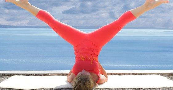 HORMONSKA JOGA: Usmerjanje energije v ščitnico in hipofizo