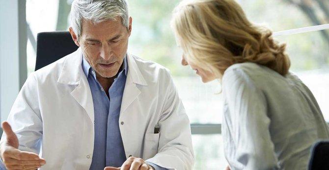 Kako pogosto moram h ginekologu med menopavzo?